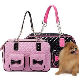 1 Pc Pet Outdoor Tote Dog Cat Carrier Bag Cute Shoulder Hand