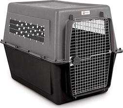 Petmate 21647 Pet Porter Fashion Dog Crate, Giant, Dark Gray