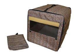 "BestPet 24"" Dog Cat Pet Bed House Soft Carrier Crate Cage Pl"