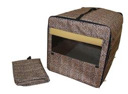 "BestPet 30"" Dog Cat Pet Bed House Soft Carrier Crate Cage Pl"