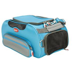 Argo aero-pet airline approved dog & cat carrier blue