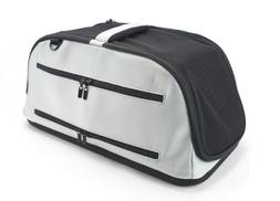 Sleepypod Air In-Cabin Pet Carrier, Glacier Silver