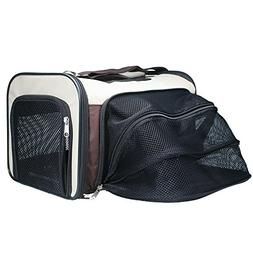 WPS Airline Approved Pet Carrier - Ideal for Cats and Small