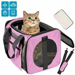 Moyeno Airline Approved Pet Carrier Cat Carriers Dog Carrier