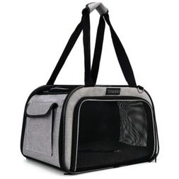 Serapis Airline Approved Pet Carrier Small Dog Cat Soft Side