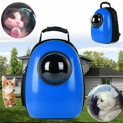 Astronaut Pet Cat Dog Puppy Carrier Travel Bag Space Capsule