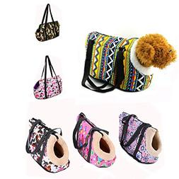 Pet Carrier Backpack Cozy & Soft Puppy Cat Bags Outdoor Hiki