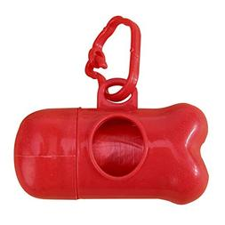 Mariott - Bone Shape Pet Dog Poop Bag Dispenser Waste Garbag