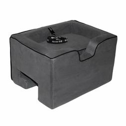 Pet Gear Booster Seat Medium Charcoal