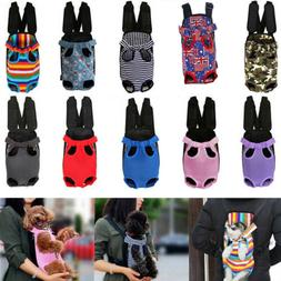 Breathable Pet Front Backpack Dog Cat Puppy Sling Bag Carrie