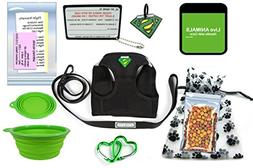TSA Fast Pass In Cabin Pet Airline Travel Accessory Kit GREE