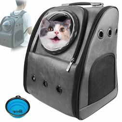 Cat Carrier Cat Backpack Carrier for Large Cats 24 lbs Dog B