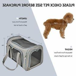 Henkelion Cat Carriers Dog Carrier Pet Carrier for Small Med