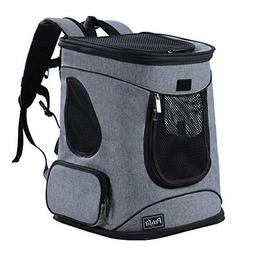Petsfit Comfort Dogs/Cat Carrier Backpack,Hold Pets up to 15