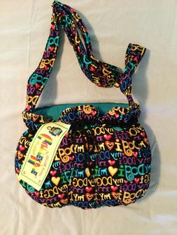 CRITTER TOTE CARRIER NOS MEDIUM FOR 7 TO 8 POUNDS DOG PET CA