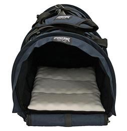 Sturdi Products Cube Pet Carrier, X-Large, Navy