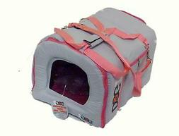 Urban Living Cushioned Padded Pet Transport Carrier for Smal