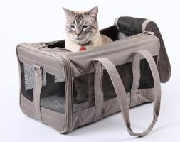 Sherpa Original Deluxe Pet Carriers With Bonus Travel Port-A