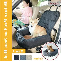Dog Car Seat Booster for Vehicles Pet Carseat for Small and