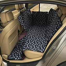 BUYITNOW Dog Car Seat Cover Protector with Removable Zipper