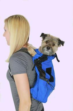 K9 Sport Sack Dog Carrier Backpack Black Nylon New With Tags