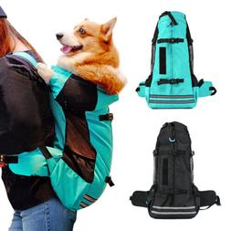 Dog Carrier Backpack for Small and Medium Dogs Front Facing