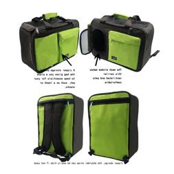 Dog Carrier Bag Pet Puppy Mesh Travel Backpack for Small Dog