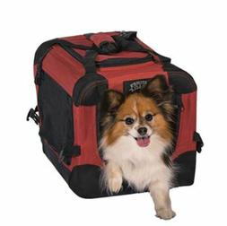 Dog Carrier Cloth Soft Dog Cat Travel Carry On Luggage Pet C
