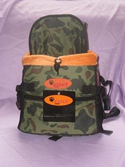 Dog Carrier Front Pack for Dogs Comfortable Front Carrier, S