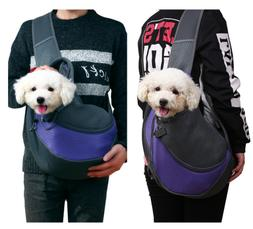 Dog Carrier Sling Bag for Small Dogs, 2 Sizes, 4 Colors avai