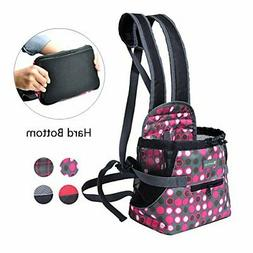 Dog Carriers Front Pack Pet Backpack Carrier for Small Dogs