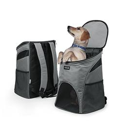 Becko Dog Cat Pet Carrier / Mesh Pup Pack / Soft-sided Outdo