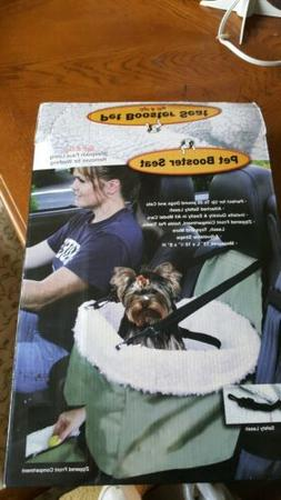 Dog Cat Seat Booster for Vehicles Pet Car seat Small and Med