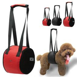 Dog Lift Harness Pet Safety Rehabilitation Support Canines A