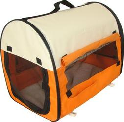 BestPet Dog Pet Kennel House Carrier Soft Crate w/CarryCase