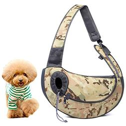 Legendog Dog Sling Bag, Dog Sling Carrier Portable Breathabl