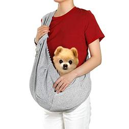 Bestobal Dog Sling Carrier Pet Sling for Small Dogs Cats Pup