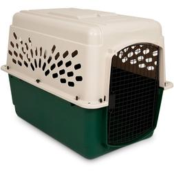 dog travel pet kennel crate cat cage