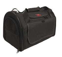 One for Pets The Dome Folding Pet Carrier, X-Large, Black