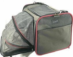 "Petsfit 18""x11""x11"" Expandable Foldable Washable Travel Carr"