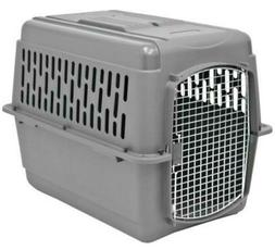 X Large Dog Crate Carrier Kennel Durable Ventilated Plastic