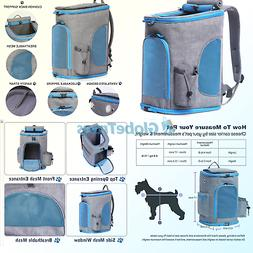 Fashion&cool Pet Carrier Backpack for Small Dogs and Cats up