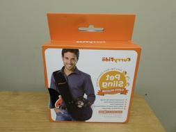 FurryFido Reversible Pet Sling Carrier for Dogs and Cats up