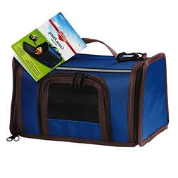 Kaytee Come Along Carrier, Small, Assorted Colors