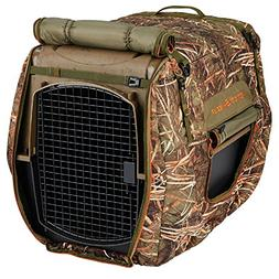 ArcticShield Insulated Kennel Cover, Large, Muddy Water