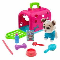 Keia Groom and Go Pet Carrier Play Set - Puppy Dog Pals