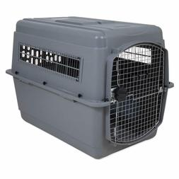 Petmate Kennel Dog Crate Plastic Travel Airline Pet Carrier