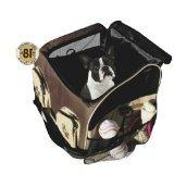 3 IN 1 PET BOOSTER/CAR SEAT AND CARRIER FOR YOUR PETS!