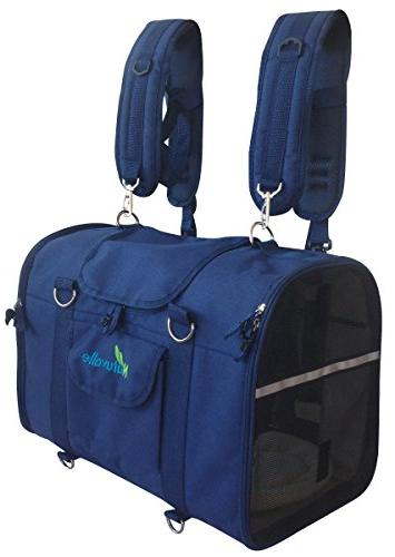 1 sturdy pet carrier backpack