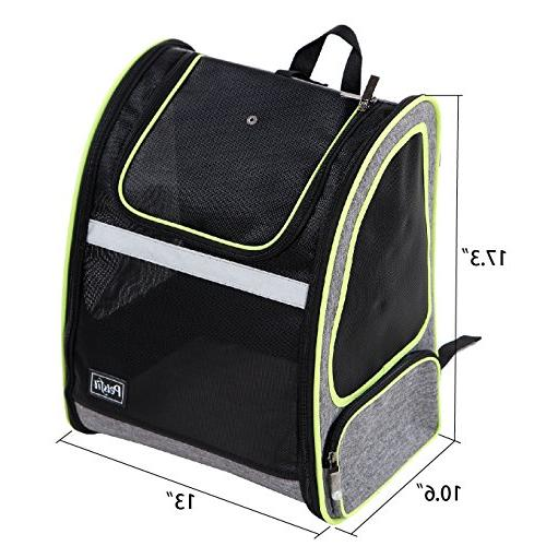 Petsfit Dogs Cat for Traveling Cycling